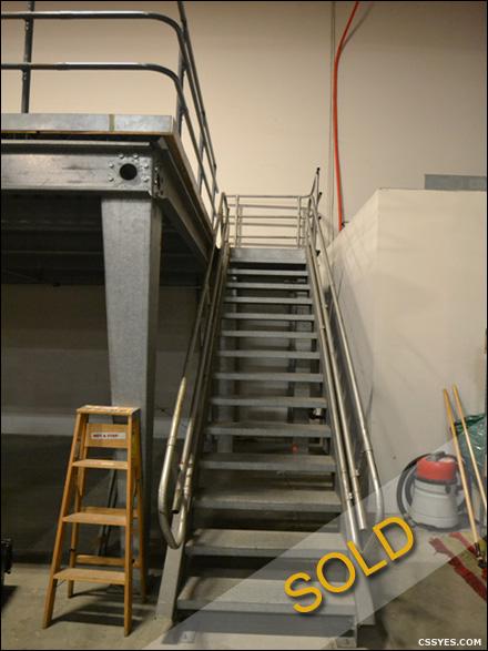 Custom-Work-Platform-Nonskid-Treads-Stairs-001-LG-SOLD,