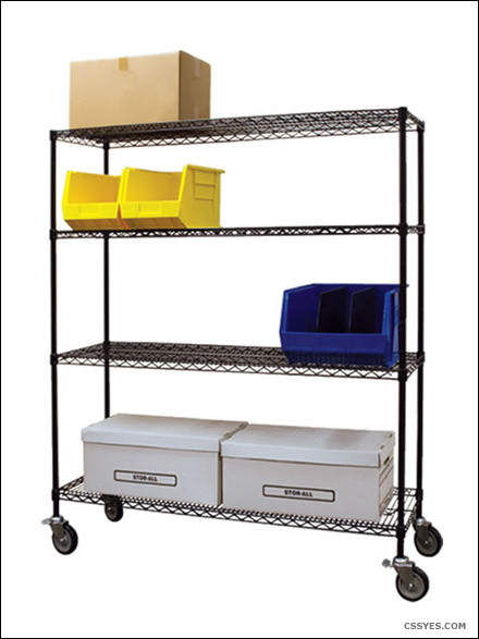 Black-Powder-Mobile-Wire-Shelving-001-LG