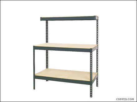 Boltless-Workbench-Particle-Board-Top-Plus-Bottom-Shelf-001-LG
