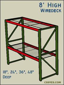 Fastrak-Starter-8-Feet-High-Wiredeck