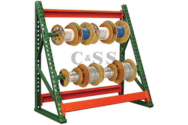 Light Duty Cable Reel Rack 6L