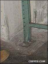 Rack-Repair-Damaged