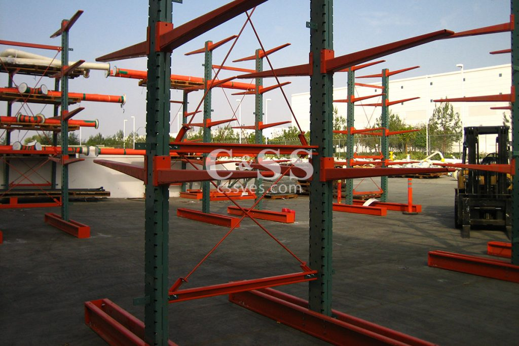 Interlake Cantilever Rack 12