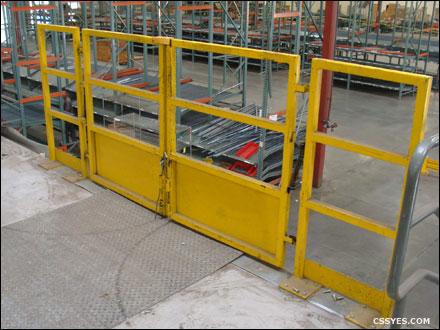 Work Platform Mezzanine Industrial Mezzanines And
